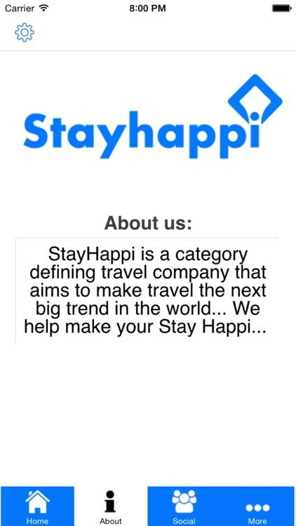StayHappi screenshot-3