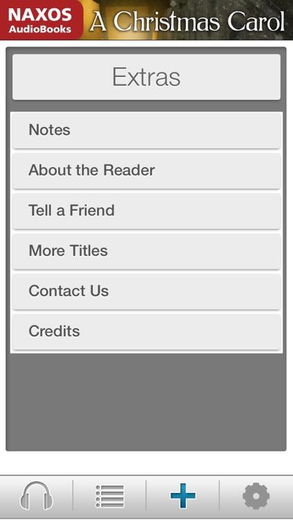 A Christmas Carol: Audiobook App screenshot-4