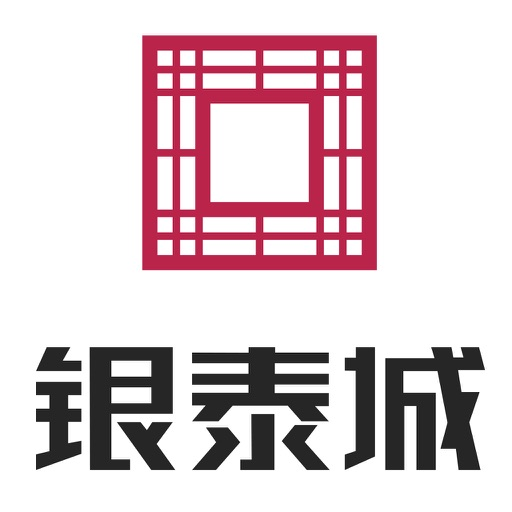 银泰寻车 application logo
