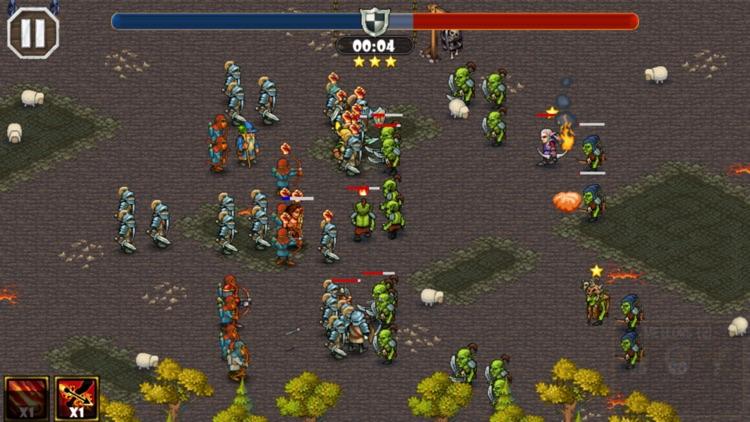 Royal Heroes screenshot-4
