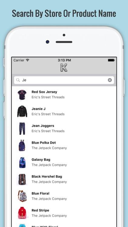 Koncrete, The Mobile Marketplace screenshot-4