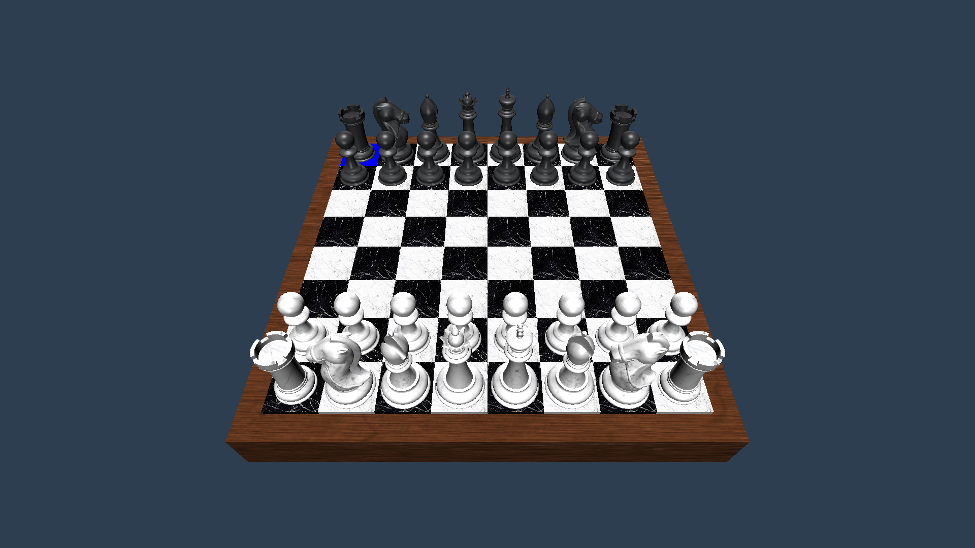 Chess 3D! screenshot 1