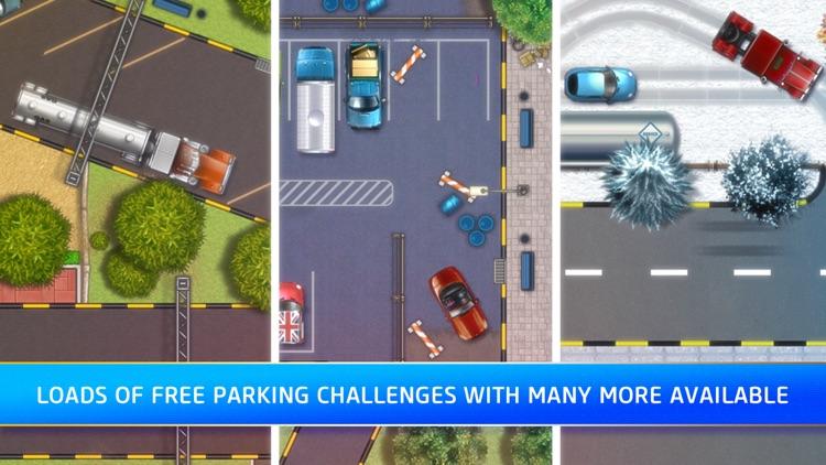 Parking Mania Free screenshot-3