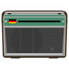 Germany Radio stations - Fermin Molina