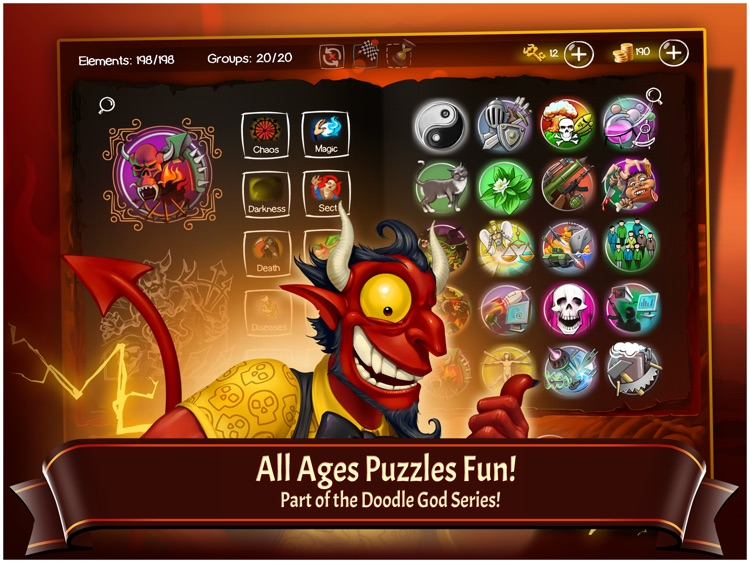Doodle Devil™ HD screenshot-4