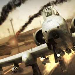 Air War 3D - Ultimate Jet Fighter Air Combat Sim Game