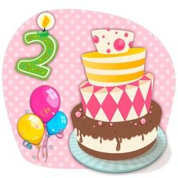 Create your birthday cake
