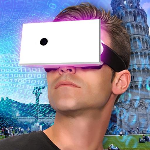 Телефон Виртуал Реал 3Д Шутка