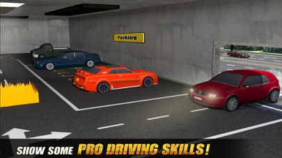 マルチレベルのスポーツカーの駐車シミュレータ:マルチプレイ 実際の生活のレースゲームのおすすめ画像5