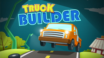 Truck Builder - Driving Simulator Games For Kids screenshot one