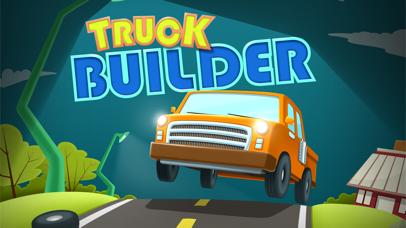 Truck Builder - Driving Simulator Games For Kids screenshot one