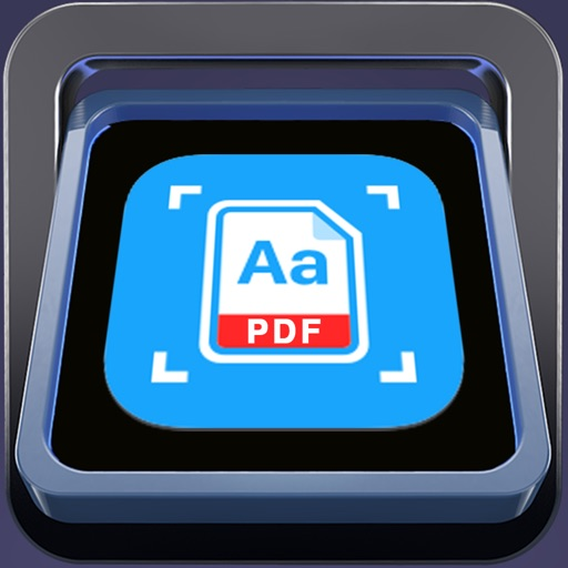 DocuScan - PDF Document Cam Scanner & Scan Converter App