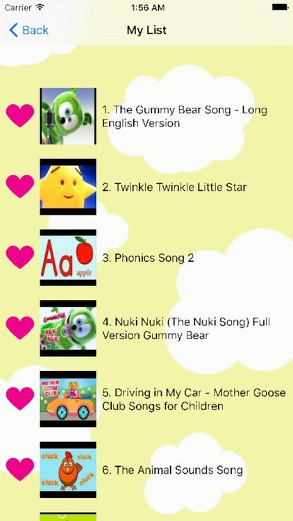 Kids Songs(English song for children)