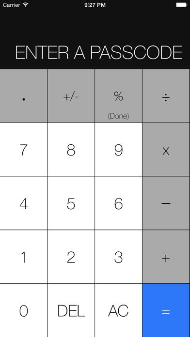 Calculator Box - Private Videos Playerのおすすめ画像1