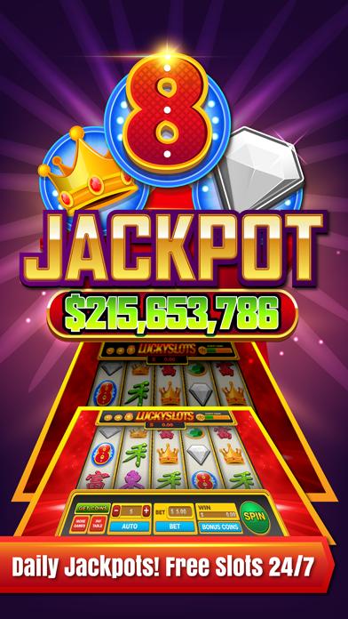 Spin 777 VIP Slots  - Win a Bonanza Vegas Jackpot! screenshot one