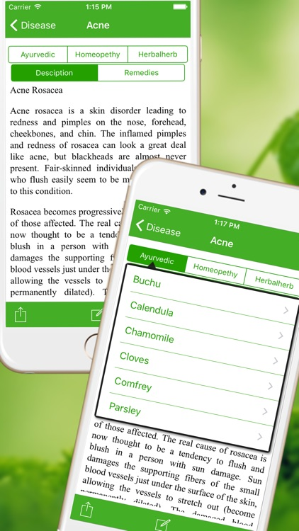 Natural Ayurvedic Home Remedies - Natural & Ayurvedic Herb screenshot-4