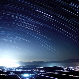 Long Exposure Calculator (Camera:How to do star trail photography.)