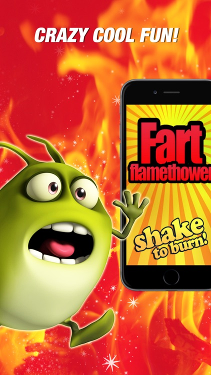 Fart Flamethrower Flame Lighter