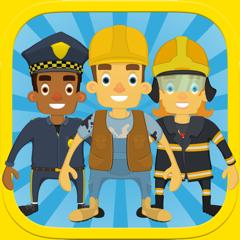 Puzzle de travail - 3 en 1 puzzle, habiller et jeu de labyrinthe pour les enfants de 2 à 5 ans