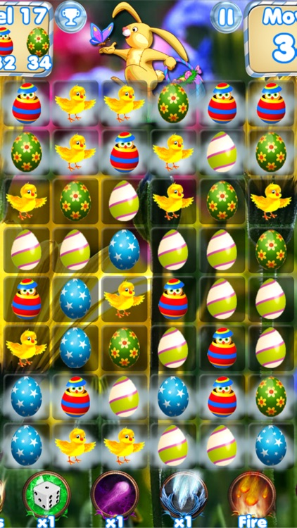 Easter Egg Games - Hunt candy and gummy bunny for kids screenshot-4