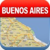 ブエノスアイレスオフライン地図 - 市メトロエアポート