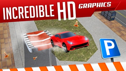 Roof Jumping 3 Stunt Driver Parking Simulator an Extreme Real Car Racing Gameのおすすめ画像5