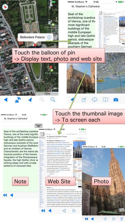 Offline-Map Lite ( Overseas travel companion map ) screenshot-3