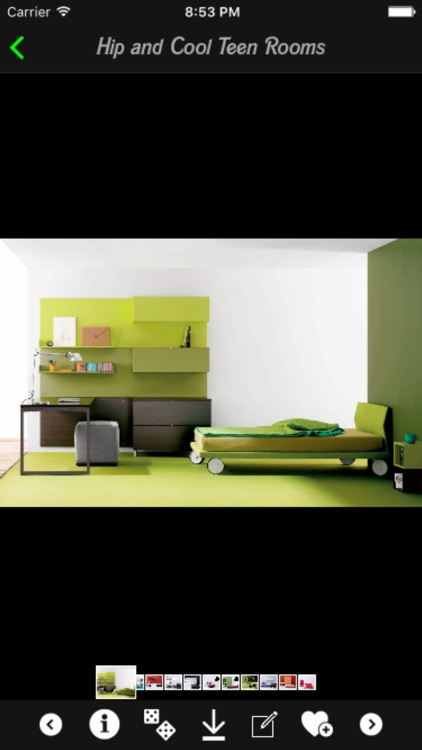 Teen Room Design screenshot-4