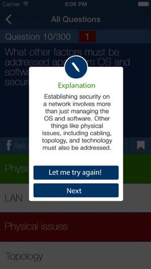 Cissp certification exam prep on the app store cissp certification exam prep on the app store yelopaper Gallery
