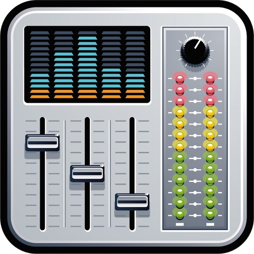 Sound Mixer Free - DJ Music Mix App to Create Mashup Songs iOS App
