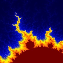Colored fractals