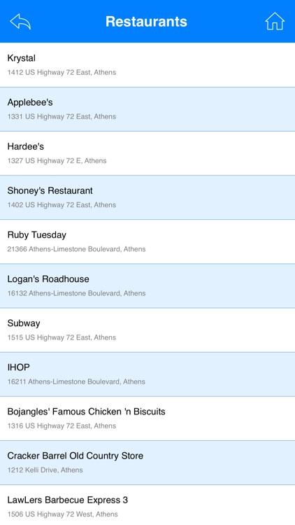 Great App for Applebee's Restaurants screenshot-4