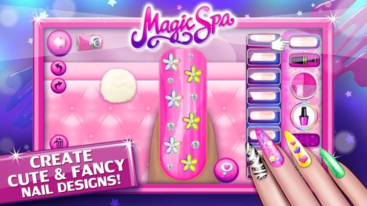 Nail Salon & Toenail Magic Spa screenshot-3