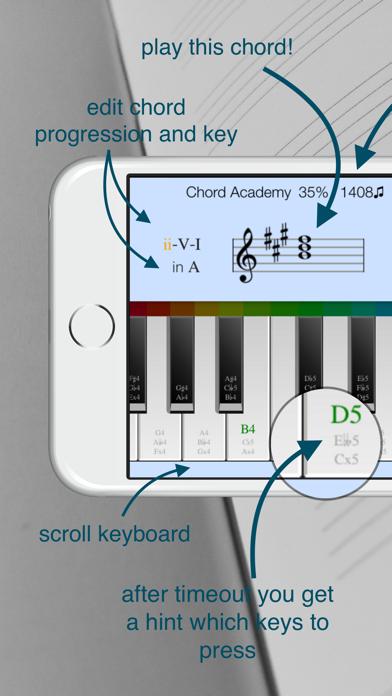 Play Chords Piano Gameのおすすめ画像1