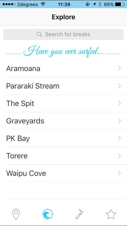 The Official NZ Surf Guide screenshot-3