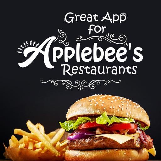 Great App for Applebee's Restaurants
