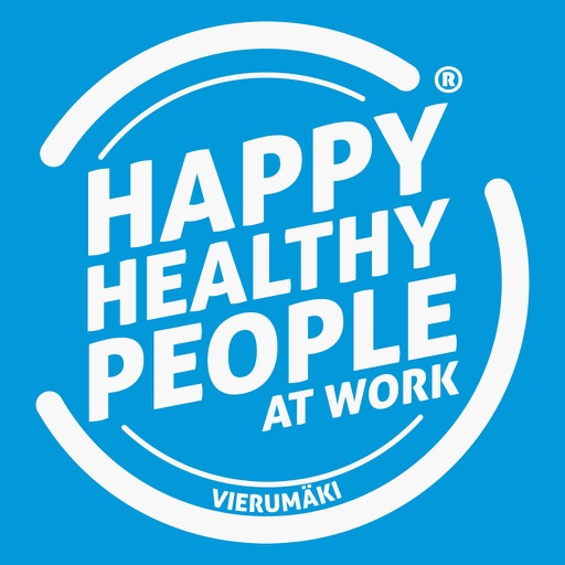 Happy Healthy People at Work