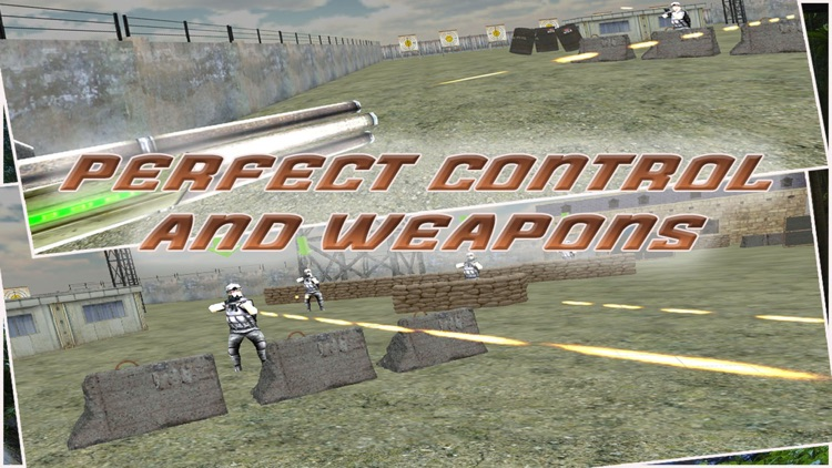 Army Commando Combat Battle screenshot-3