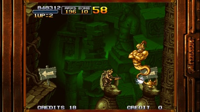 Screenshot for METAL SLUG X in Denmark App Store