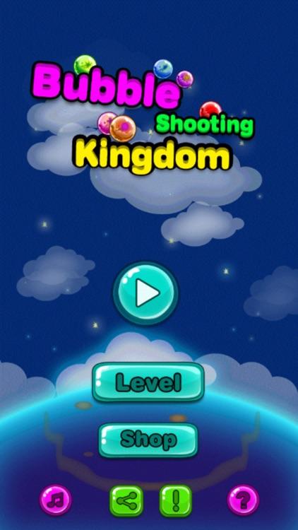 Bubble Shooting Kingdom