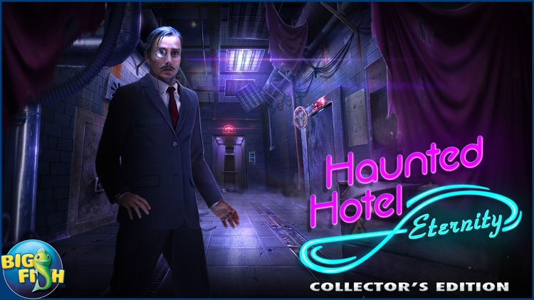 Haunted Hotel: Eternity - A Mystery Hidden Object Game (Full) screenshot-4