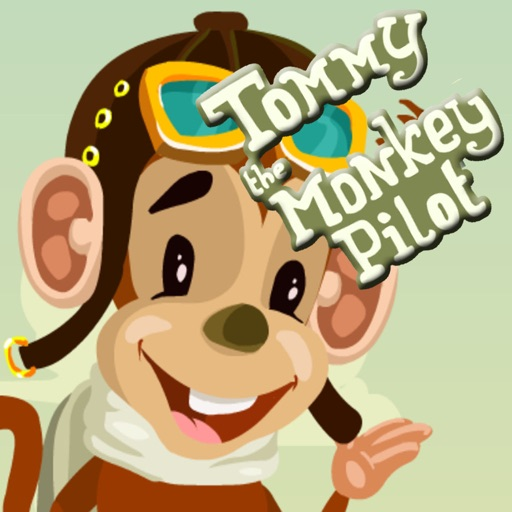 Tommy Monkey Pilot icon