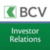 BCV Relations Investisseurs