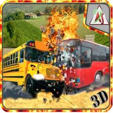 Activities of School Bus Demolition Crash Championship - Derby Racing Simulator