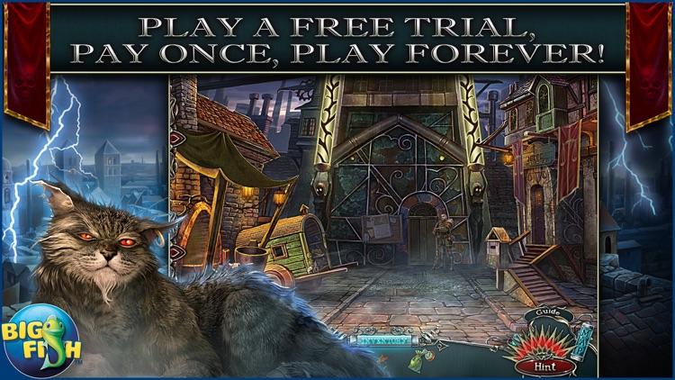 Grim Facade: Hidden Sins - A Hidden Object Mystery screenshot-0