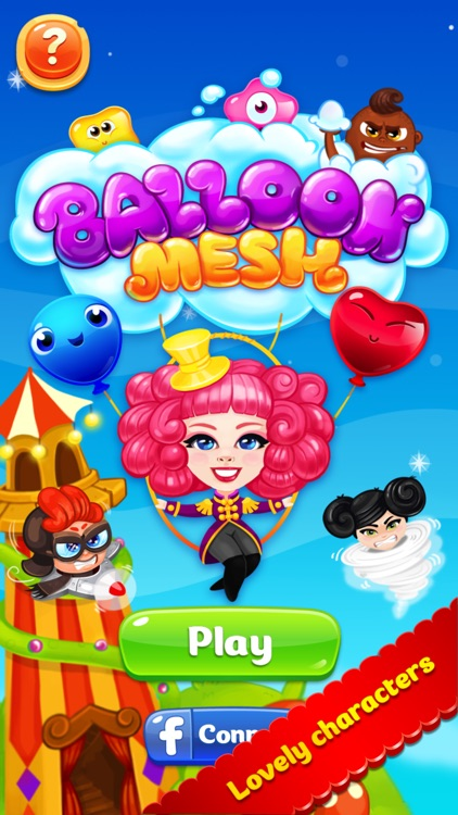 Balloon Mesh
