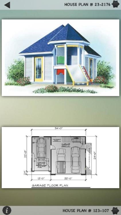House Plans Volume 1