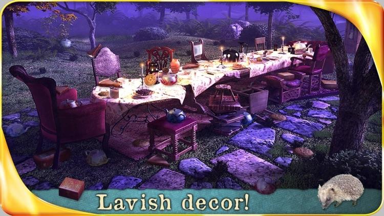 Alice in Wonderland (FULL) - Extended Edition - A Hidden Object Adventure screenshot-3
