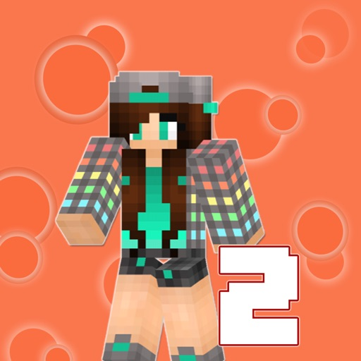 HD Girl Skins 2 - Best New Collection for Minecraft PE