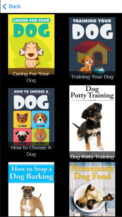 Dog Training - Learn How to House Train a Dog screenshot-2